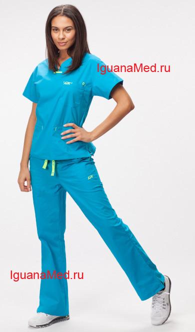Модная Медицинская Одежда Из Америки